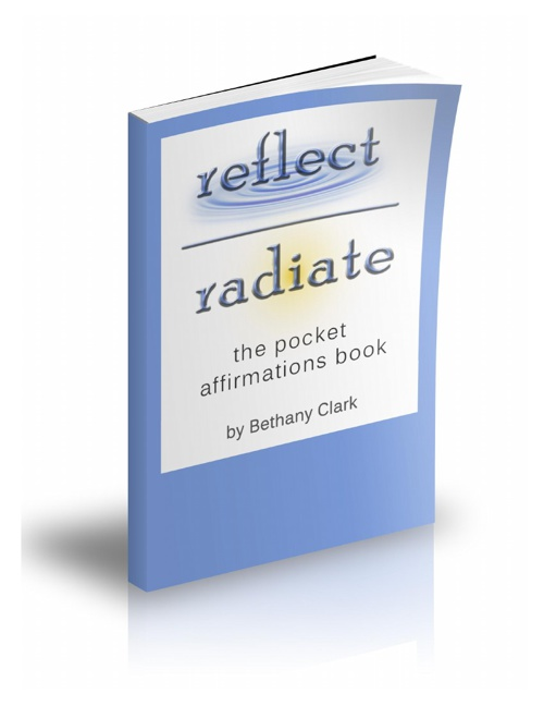 PREVIEW Reflect Radiate: The Pocket Affirmations Book by B Clark