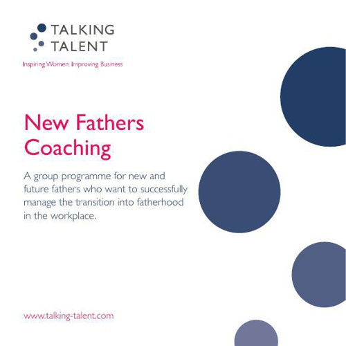 New Fathers Coaching New Details 2014