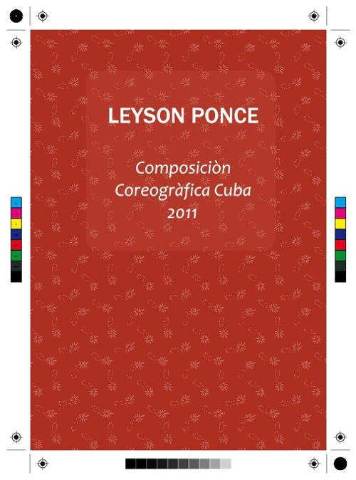 Composiciòn Coreogràfica  Leyson Ponce