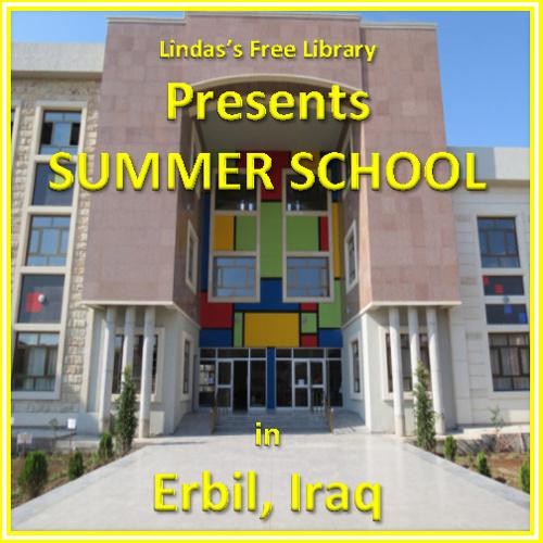 Summer School in Erbil, Iraq