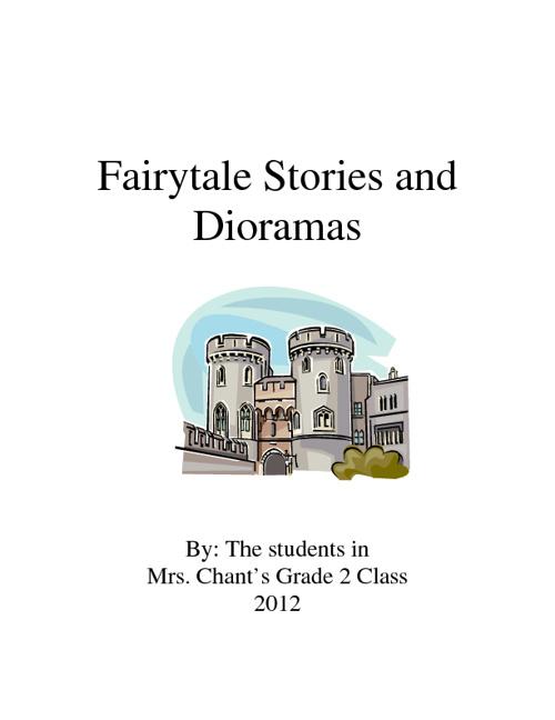Chant Fairytale Book