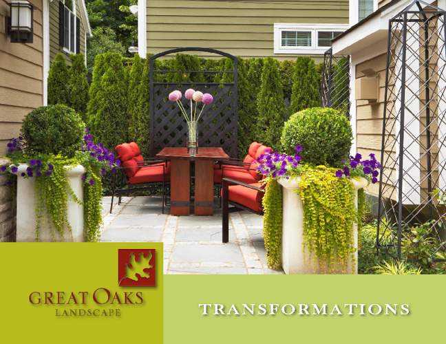 Great Oaks Landscape Transformations