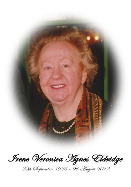 Irene Eldridge