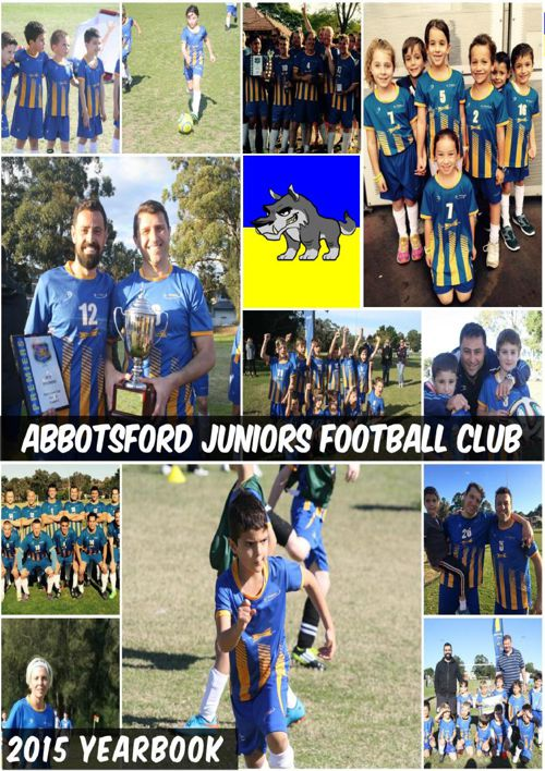 AJFC Yearbook 2015