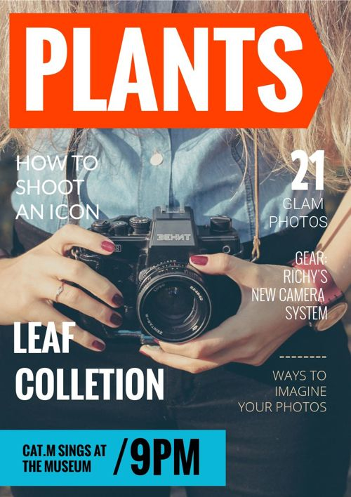 Plant and Leaf Collection