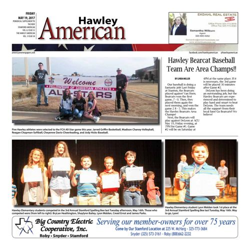 Hawley - Volumn 7 Issues 31
