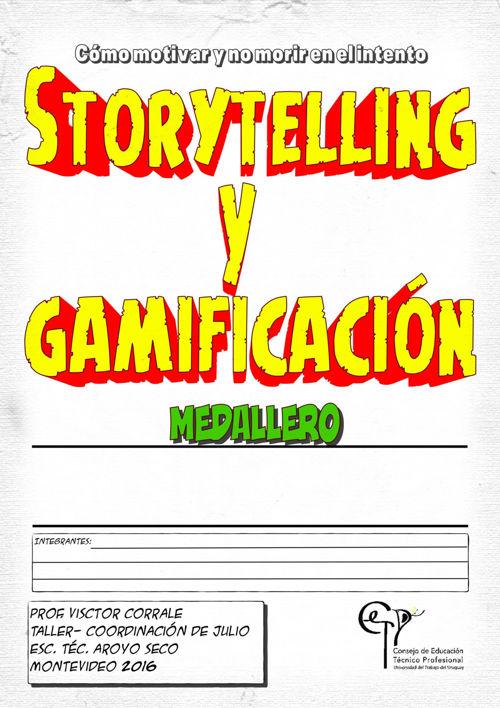 Gamificación y Storytelling