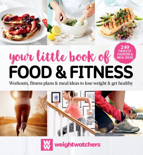 Food and Fitness book