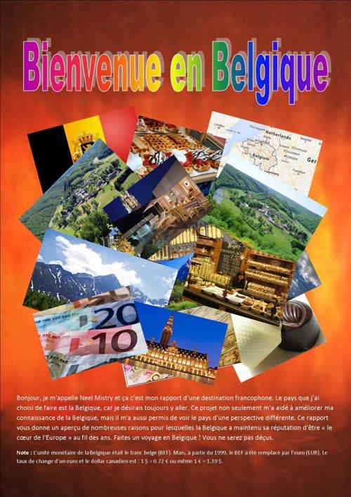 Le Tourisme Belgique