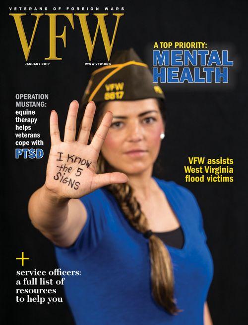 VFW Magazine Jan 2017
