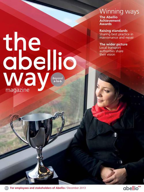 The Abellio Way Magazine - Issue 1