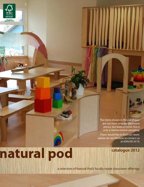 Natural Pod - Catalogue
