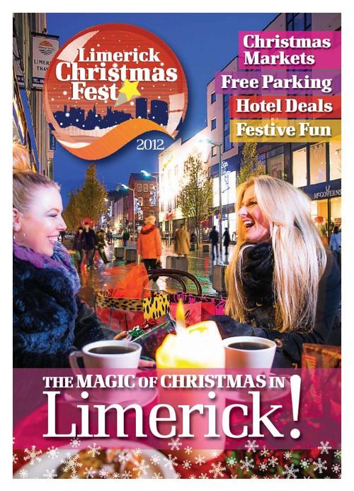 Limerick ChristmasFest 2012