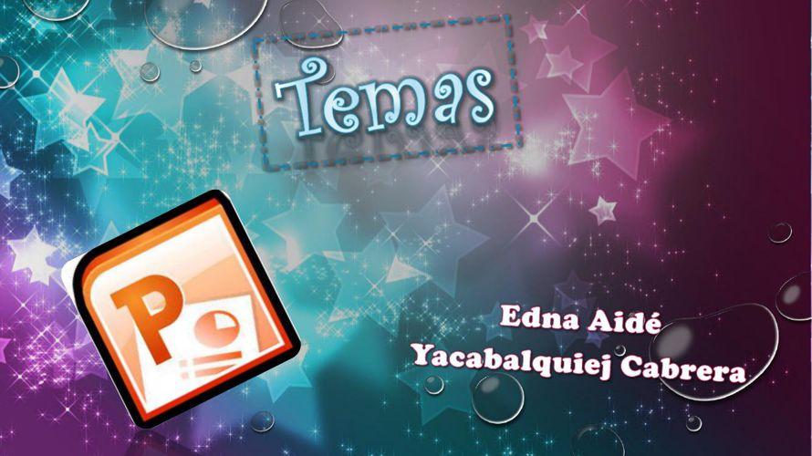 Programas Edna Cabrera