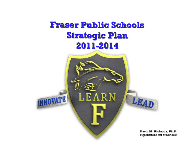 FPS Strategic Plan 2011-2014