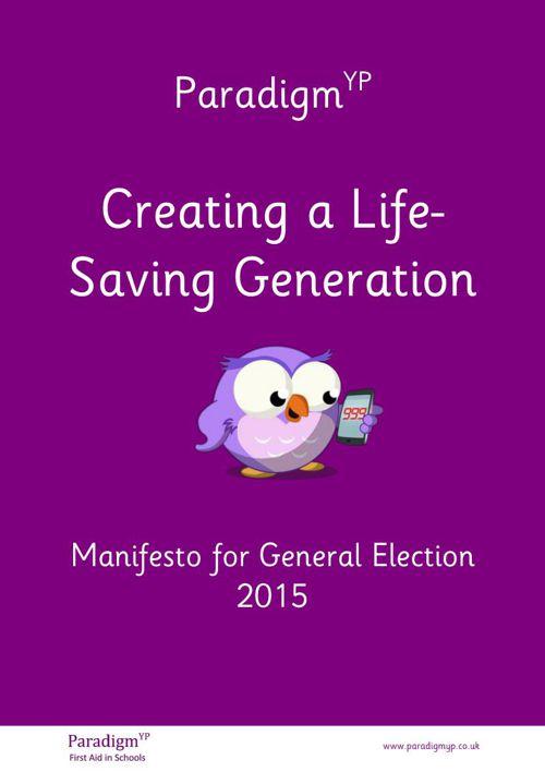 Creating a Life-Saving Generation