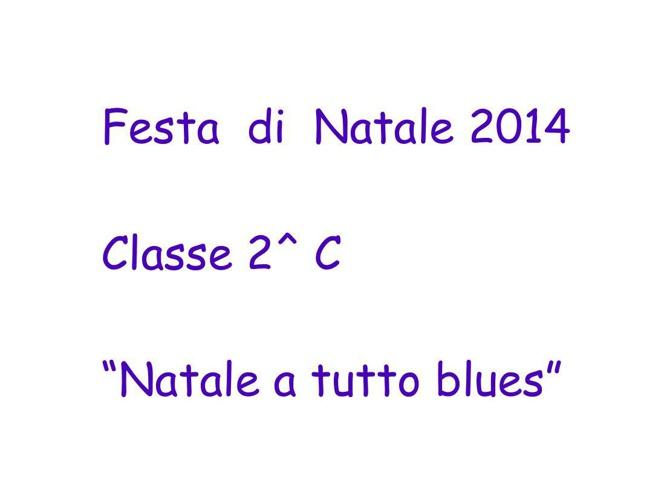 FESTA  2^ C
