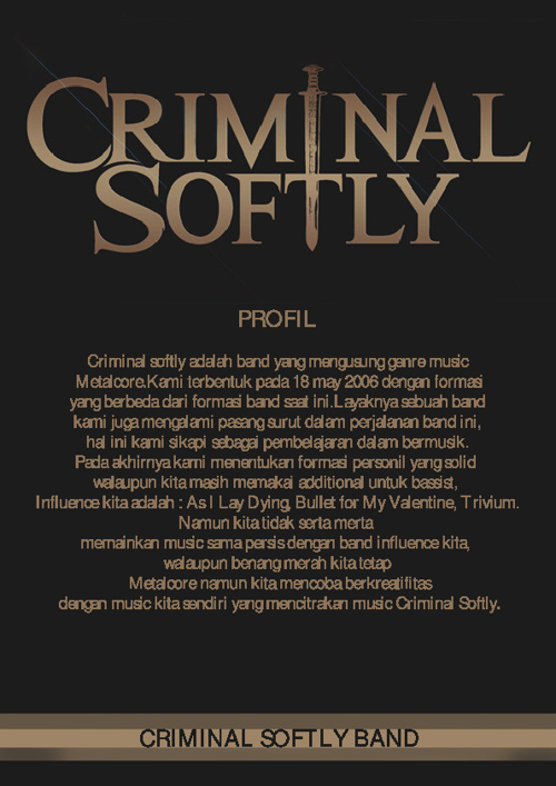 Criminal Softly profile