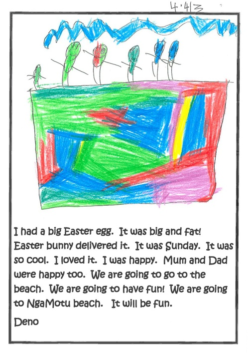 Easter Holiday Stories