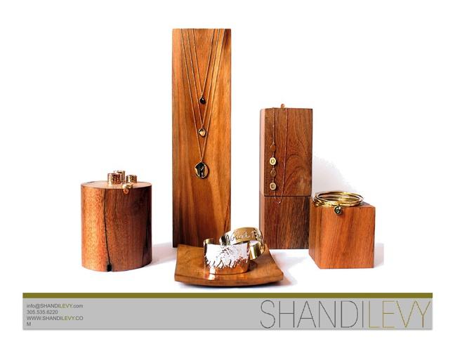SHANDI LEVY LINE SHEET