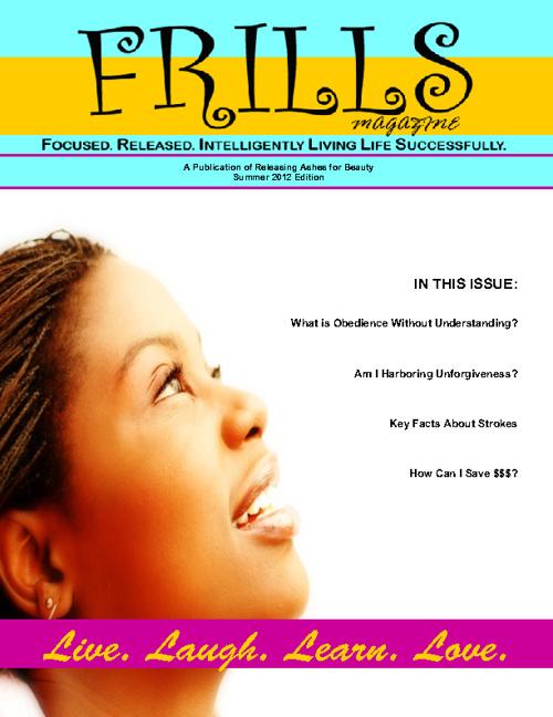 FRILLS Summer 2012 mag