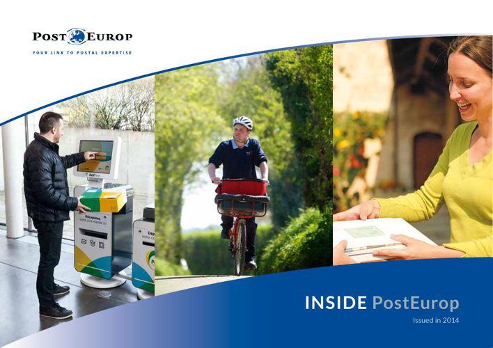 Inside PostEurop - Issued in 2014