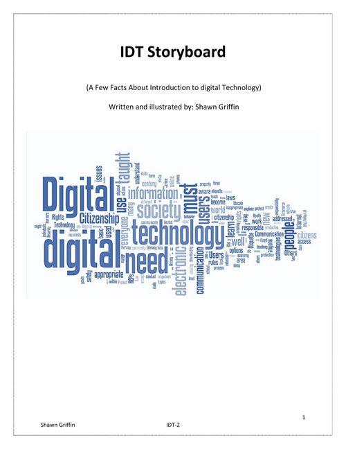 IDT storyboad Final