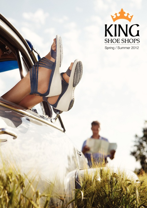 King Shoe Shop Summer 2012 Brochure