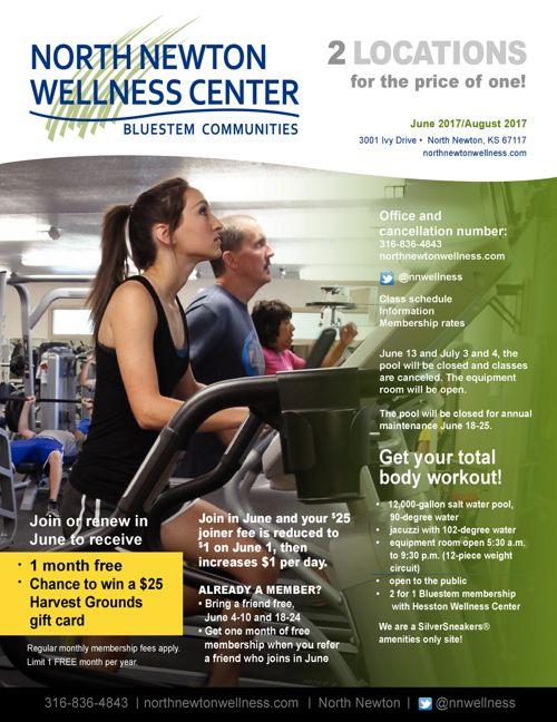 Summer 2017 | North Newton Wellness Center News
