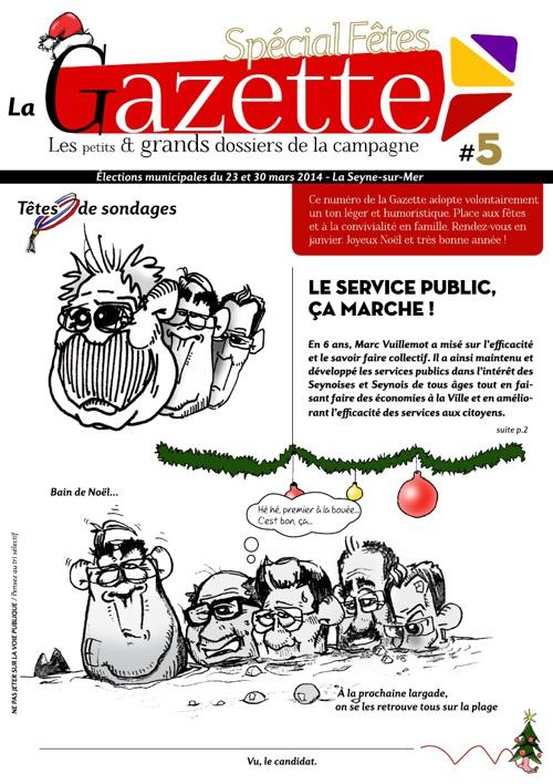 Gazette #5