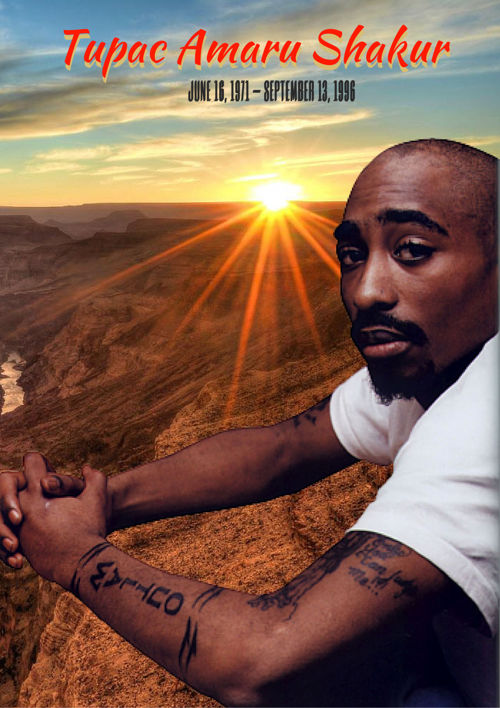 Tupac 8 Page