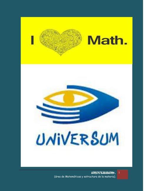 Revista de Matematicas