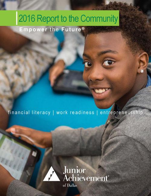 Junior Achievement of Dallas Annual Report