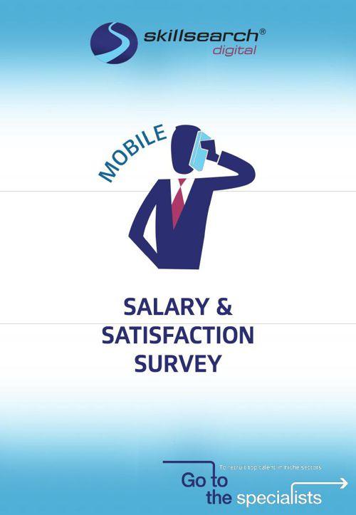 Skillsearch Mobile Survey