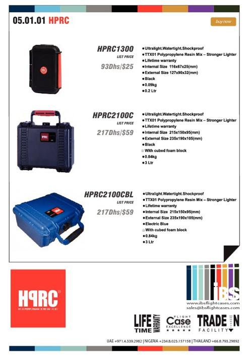 IBS HPRC