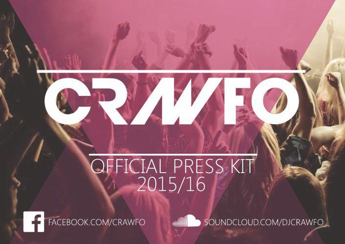 DJ CRAWFO PRESS RELEASE 2015/ 2016