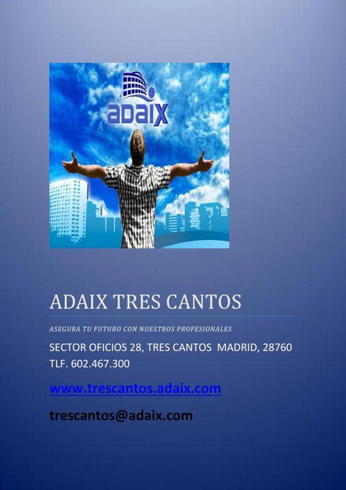 ADAIX TRES CANTOS