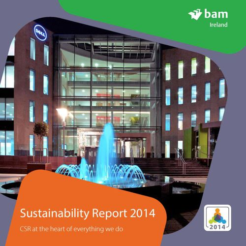 BAM Ireland Sustainability Report 2014
