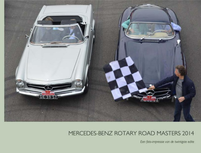 Mercedes-Benz Rotary Road Masters 2014