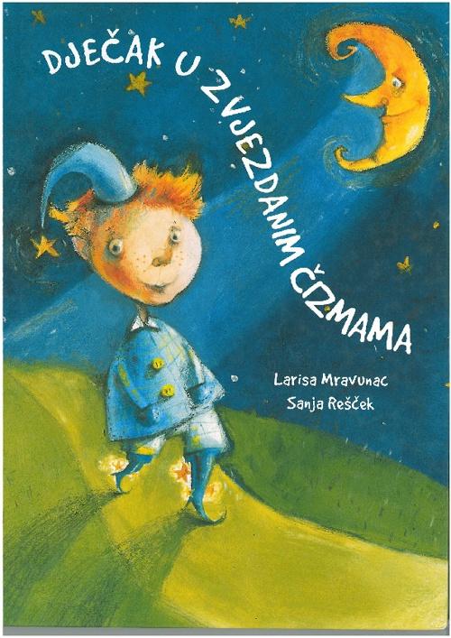 Dječak u zvjezdanim čizmama
