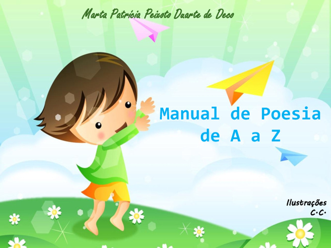 Manual de Poesia de A a Z