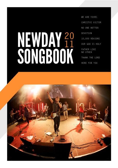 Newday 2011 Songbook