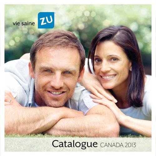 Zu Catalog - June 2013 - French