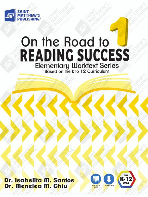 On the Road to Reading Success 1