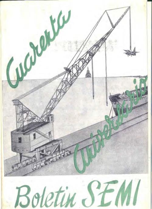 Boletín SEMI nº 18 (1959)