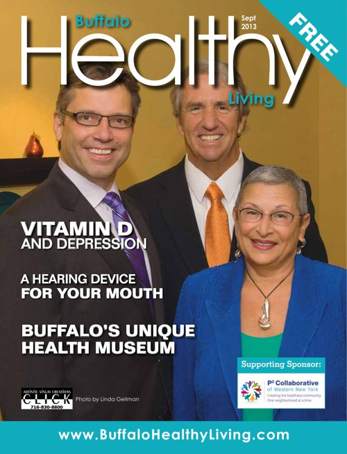 September 2013 Buffalo Healthy Living