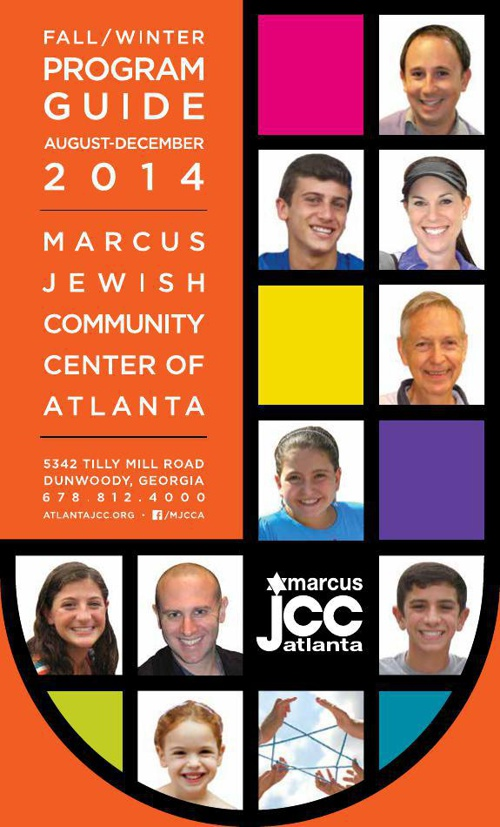 MJCCA Program Guide | Fall 2014