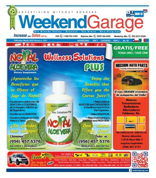 WKG Edición 80