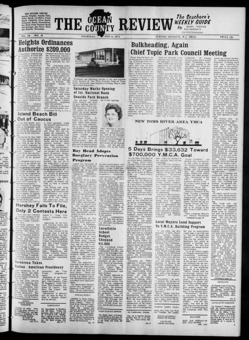 Review May 1972
