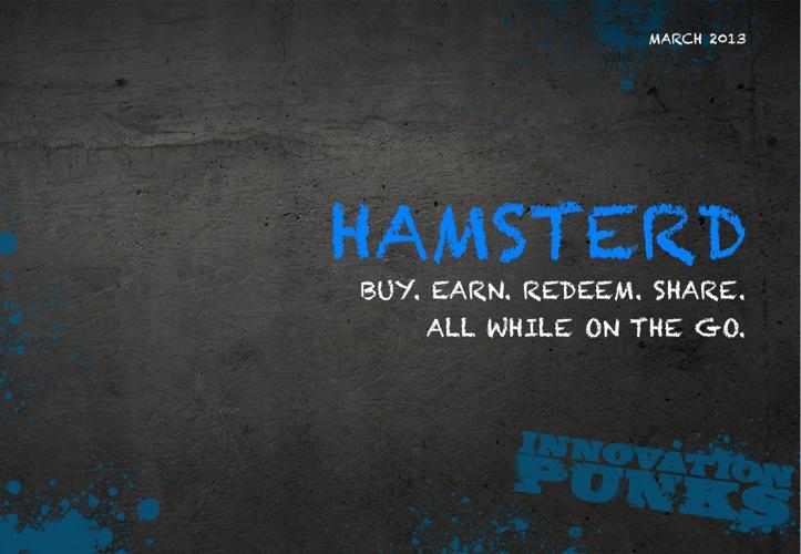 HAMSTERD (Mobile Loyalty) - 04/2012